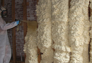 Types of Spray Foam in Clearwater