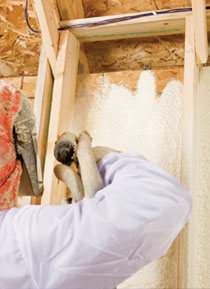 Clearwater Spray Foam Insulation Services and Benefits